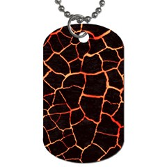 Magma Dog Tag (one Side)