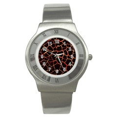 Magma Stainless Steel Watch by jumpercat