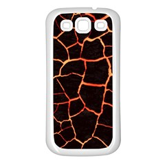 Magma Samsung Galaxy S3 Back Case (white) by jumpercat