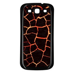 Magma Samsung Galaxy S3 Back Case (black) by jumpercat