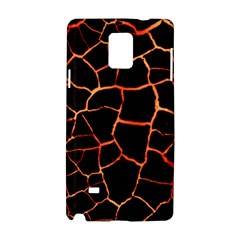 Magma Samsung Galaxy Note 4 Hardshell Case by jumpercat