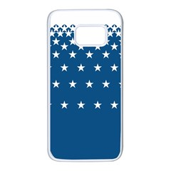 Patriot Samsung Galaxy S7 White Seamless Case by jumpercat