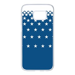 Patriot Samsung Galaxy S7 Edge White Seamless Case by jumpercat