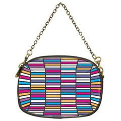Color Grid 01 Chain Purses (one Side)  by jumpercat
