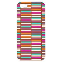 Color Grid 02 Apple Iphone 5 Hardshell Case