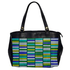 Color Grid 03 Office Handbags by jumpercat