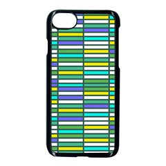 Color Grid 03 Apple Iphone 8 Seamless Case (black) by jumpercat