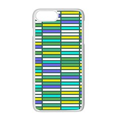 Color Grid 03 Apple Iphone 8 Plus Seamless Case (white) by jumpercat