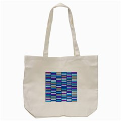 Color Grid 04 Tote Bag (cream)