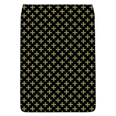 Yellow Cross Flap Covers (l)  by jumpercat