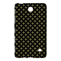 Yellow Cross Samsung Galaxy Tab 4 (7 ) Hardshell Case