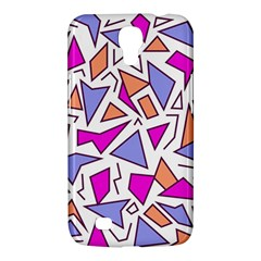 Retro Shapes 03 Samsung Galaxy Mega 6 3  I9200 Hardshell Case