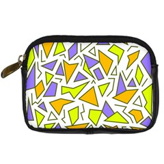 Retro Shapes 04 Digital Camera Cases by jumpercat