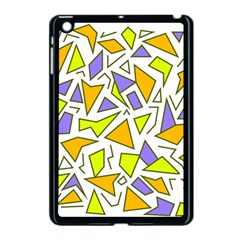 Retro Shapes 04 Apple Ipad Mini Case (black)
