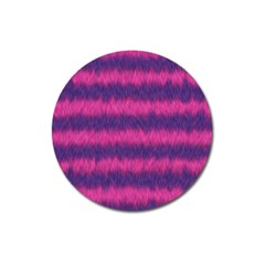 Cheshire Cat 01 Magnet 3  (round) by jumpercat