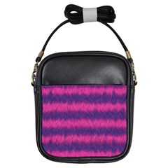 Cheshire Cat 01 Girls Sling Bags by jumpercat