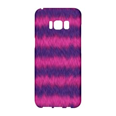 Cheshire Cat 01 Samsung Galaxy S8 Hardshell Case  by jumpercat