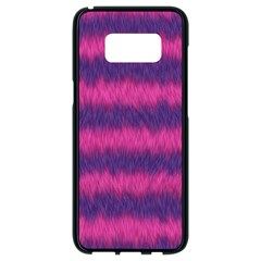 Cheshire Cat 01 Samsung Galaxy S8 Black Seamless Case by jumpercat