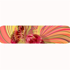 Arrangement Butterfly Aesthetics Large Bar Mats by Celenk