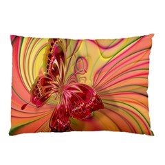 Arrangement Butterfly Aesthetics Pillow Case (two Sides)