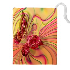 Arrangement Butterfly Aesthetics Drawstring Pouches (xxl)