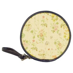 Floral Wallpaper Flowers Vintage Classic 20-cd Wallets by Celenk