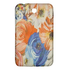 Texture Fabric Textile Detail Samsung Galaxy Tab 3 (7 ) P3200 Hardshell Case  by Celenk