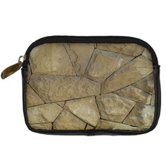 Brick Wall Stone Kennedy Digital Camera Cases by Celenk