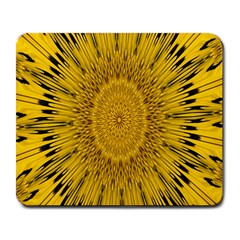 Pattern Petals Pipes Plants Large Mousepads by Celenk