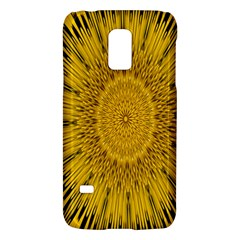 Pattern Petals Pipes Plants Galaxy S5 Mini by Celenk