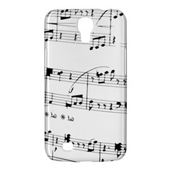Abuse Background Monochrome My Bits Samsung Galaxy Mega 6 3  I9200 Hardshell Case by Celenk
