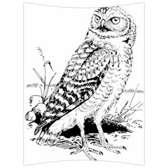 Animal Bird Forest Nature Owl Back Support Cushion by Celenk