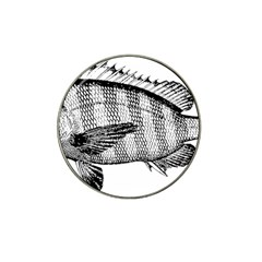 Animal Fish Ocean Sea Hat Clip Ball Marker (10 Pack) by Celenk
