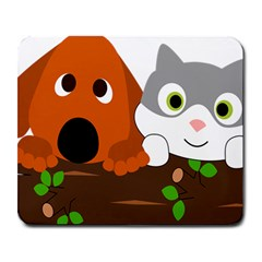 Baby Decoration Cat Dog Stuff Large Mousepads by Celenk