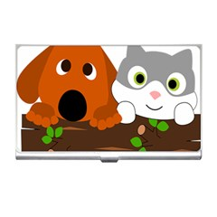 Baby Decoration Cat Dog Stuff Business Card Holders by Celenk