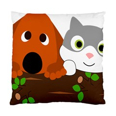 Baby Decoration Cat Dog Stuff Standard Cushion Case (two Sides)