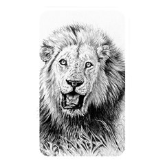 Lion Wildlife Art And Illustration Pencil Memory Card Reader