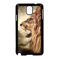 Roaring Lion Samsung Galaxy Note 3 Neo Hardshell Case (black)