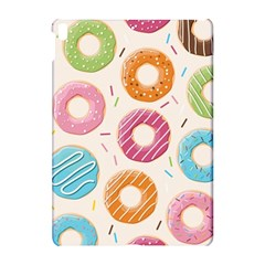 Colored Doughnuts Pattern Apple Ipad Pro 10 5   Hardshell Case by allthingseveryday