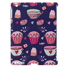 Afternoon Tea And Sweets Apple Ipad 3/4 Hardshell Case (compatible With Smart Cover) by allthingseveryday