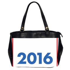 Wtf? 2016 Office Handbags (2 Sides)  by dreiser