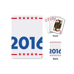 Wtf? 2016 Playing Cards (mini)