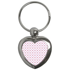 Pixel Hearts Key Chains (heart)  by jumpercat