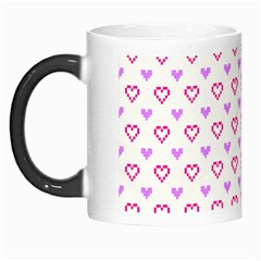 Pixel Hearts Morph Mugs by jumpercat