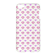Pixel Hearts Apple Ipod Touch 5 Hardshell Case by jumpercat