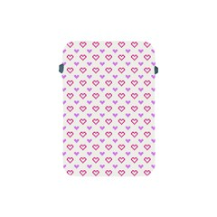Pixel Hearts Apple Ipad Mini Protective Soft Cases by jumpercat