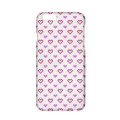 Pixel Hearts Apple Iphone 6/6s Hardshell Case by jumpercat