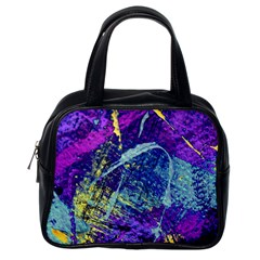 Ink Splash 01 Classic Handbags (one Side) by jumpercat