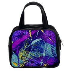Ink Splash 01 Classic Handbags (2 Sides) by jumpercat