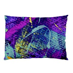 Ink Splash 01 Pillow Case (two Sides) by jumpercat